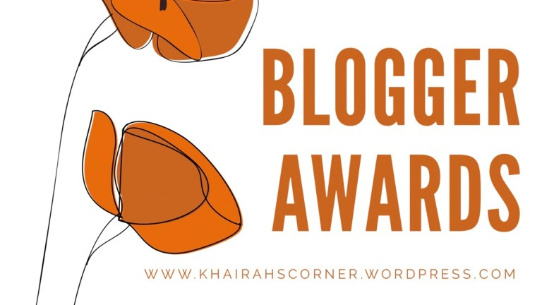 Blogger Nominations – Mystery Blogger & Versatile Blogger Awards