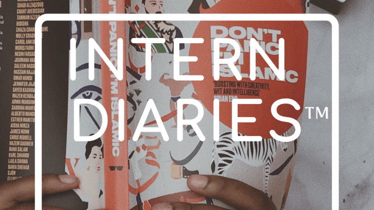 Intern Diaries: Starting Out – Week 0/24