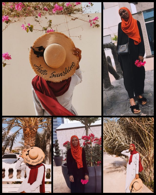 experiences-lessons-growth-2019-year-reivew-holiday-vacation-trip-qatar-straw-hat-wrap-dress-content-creator-blogpost-khairahscorner