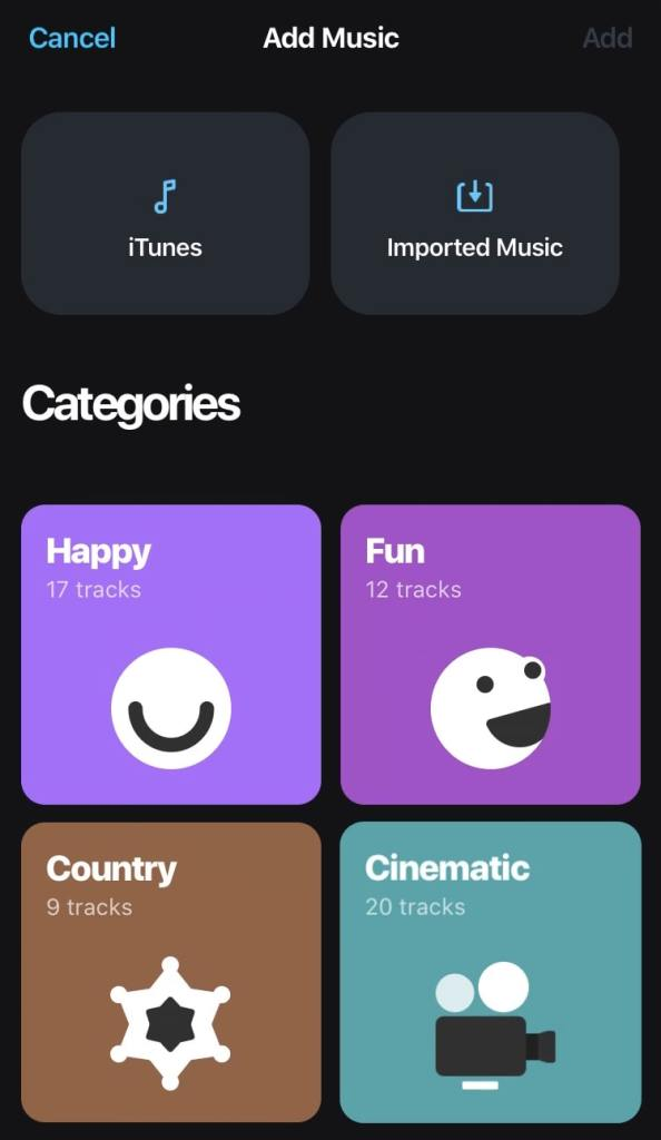 splice video editing app 2020 blogpost khairahscorner import music in-app songs