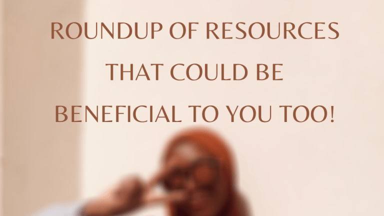 A Roundup of Resources I've Found Really Beneficial From Day 1 to 16 – Ramadan Specials
