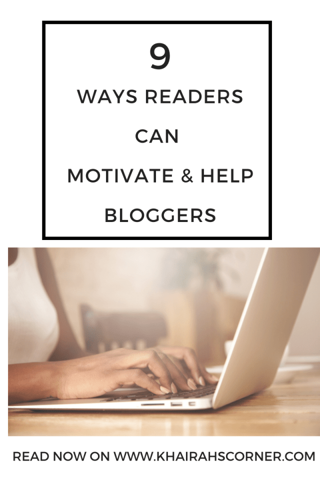 Support Your Favourite Blogs post khairahscorner six tips pinterest pin