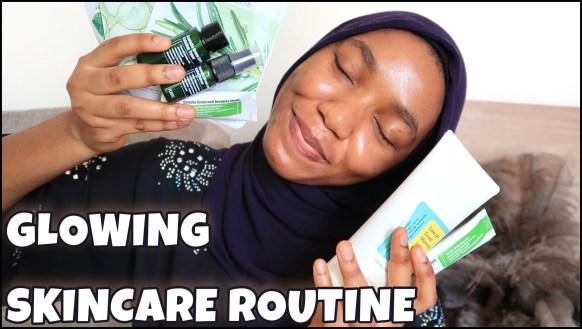 korean skincare routine oily acne-prone skin essentials yesstyle cosrx purito the face shop