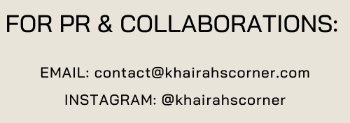 pr collaborations khairahscorner