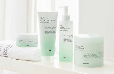 cosrx-pure-fit-cica-cleansing-line-oil-cleanser-balm-pads-2021-korean-cleansers-khairahscorner