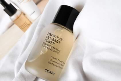full fit propolis synergy toner cosrx review blogpost khairahscorner
