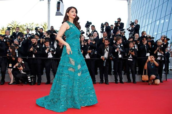 Aishwarya Rai in Red carpet events