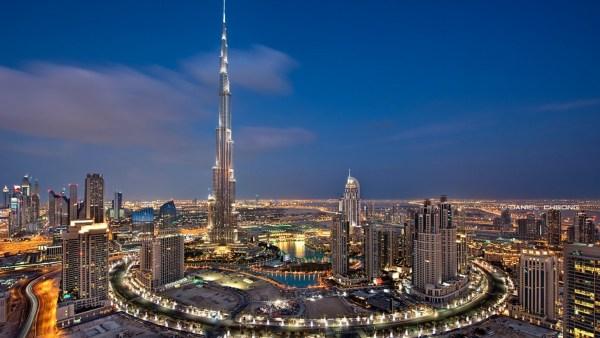 Burj Khalifa, Tallest building in the world