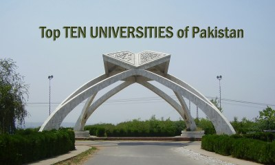 Pakistan University Ranking