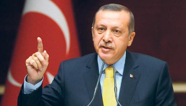 President of Turkey Tayyip Erdogan