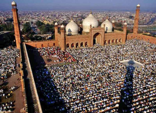 Stunning Aerial Pictures of Lahore