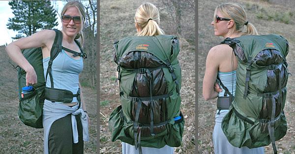 Ultralight backpacking