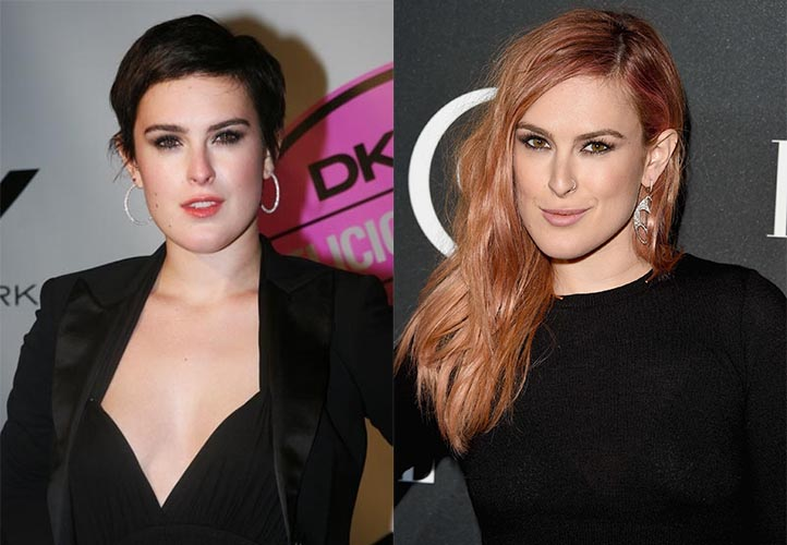Картинки по запросу Rumer Willis plastic surgery before and after