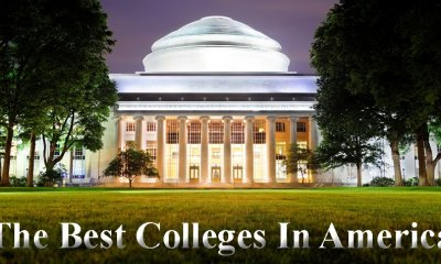Ten Top Colleges in USA