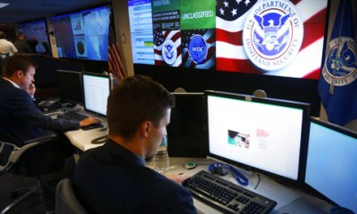 US government official secure information leaked online