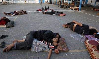 War between Gaza and Israelis
