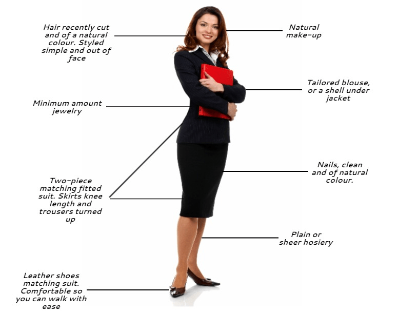 What To Wear As Interview Dress To Impress-9489
