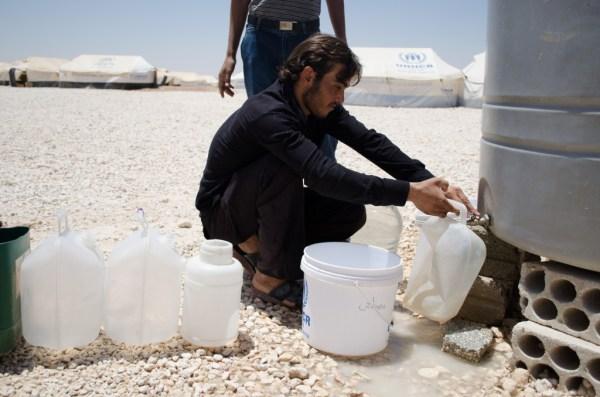 Acute water crisis in UAE-0