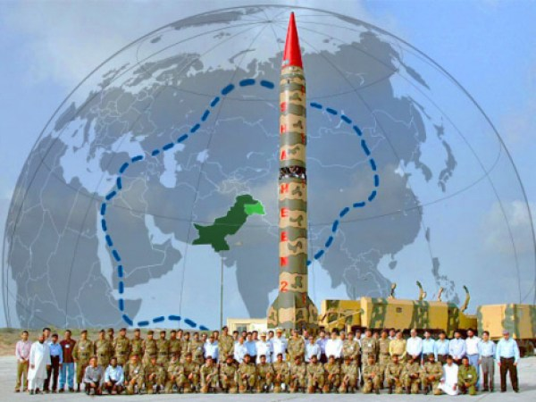 Pakistan's Nuclear Arsenal to become Third Biggest in the World