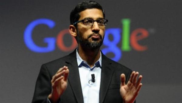 Pichai becomes the CEO of Google