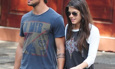 Taylor Lautner Girlfriend