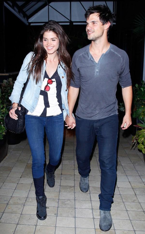 Taylor Lautner Girlfriend