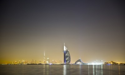 Using IOTs UAE's First Smart Streetlights Installed In Dubai