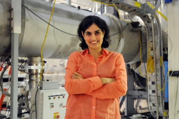 Dr. Nergis Mavalvala, one of the key contributors to LIGO