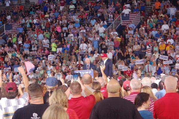 Hillary Clinton Statement on Donald Trump Rally