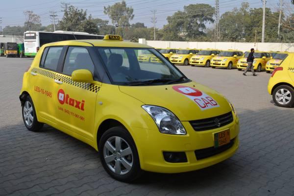 ride sharing in Pakistan