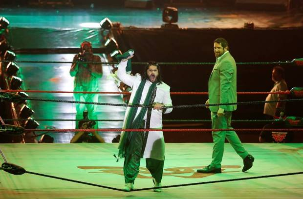 WWE in Pakistan