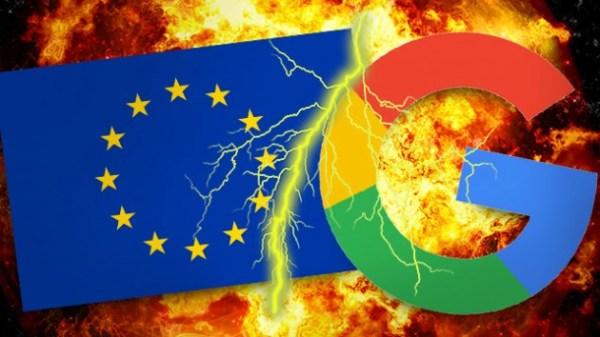Google  in Europe
