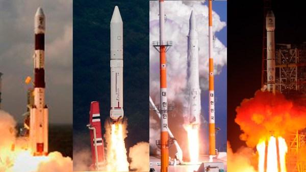 Asian space race