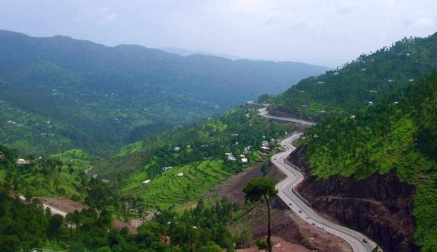 Kashmir Point Murree
