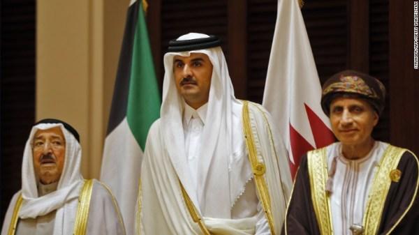 resolving Qatar-Gulf