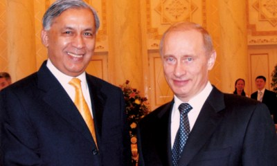Former Pakistani Prime Minister Shaukat Aziz get exposed in Paradise Papers