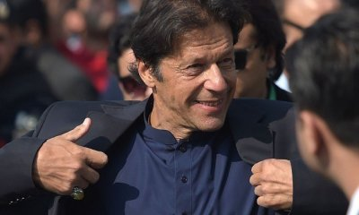 Imran Khan sent Proposal for his Third Marriage