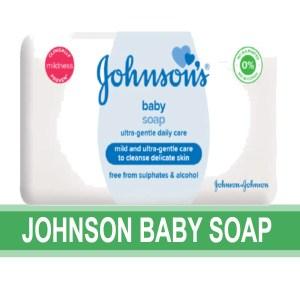 johnson baby soap