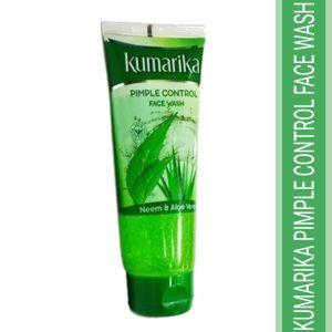 kumarika pimple control face wash