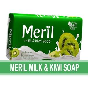 meril milk & kiwi Soap