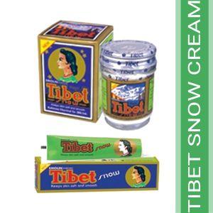 tibet snow cream