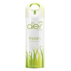 fresh lush green godrej aer air freshener