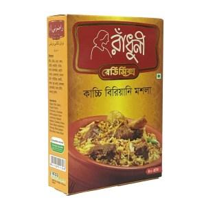 radhuni kachchi biryani masala