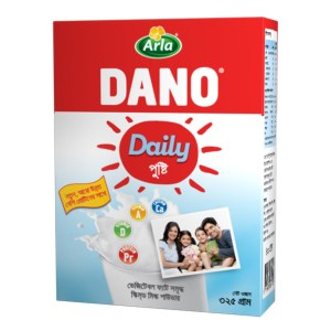 arla dano daily pusti milk box