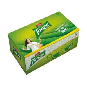 brooke bond taaza tea bag