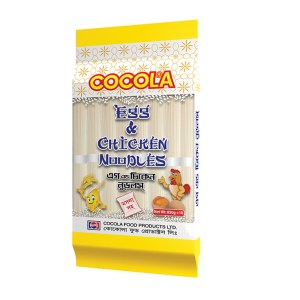 cocola egg & chicken noodles family pack