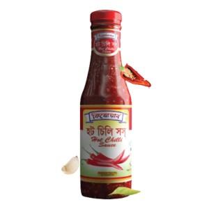 kishwan hot chilli sauce