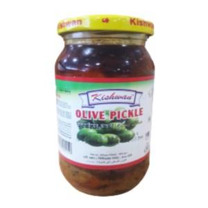 kishwan olive pickle