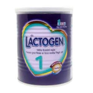 lactogen 1 infant formula tin (0-6 months)