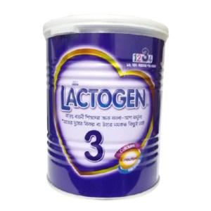 lactogen 3 follow up formula tin (13-24 months)